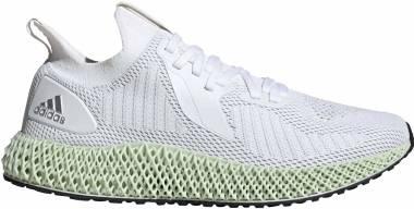 Adidas Alphaedge 4D Reflective - Cloud White / Carbon
