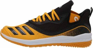 Adidas Icon V Turf - Collegiate Gold Core Black Ftwr White