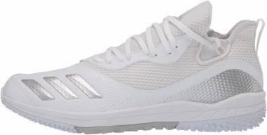 Adidas Icon V Turf - Ftwr White/Silver Met./Ftwr White (EF2849)