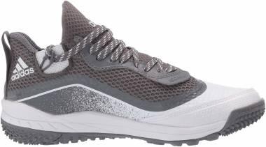 Adidas Icon V Turf - Grau Grau Ftwr Weiß (G28299)