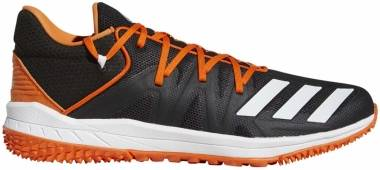 Adidas Speed Turf - Core Black Ftwr White Orange (G27686)
