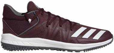Adidas Speed Turf - Maroon/Ftwr White/Grey Five (G27683)