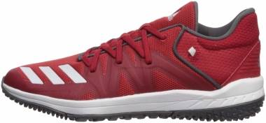 Adidas Speed Turf - Power Red/Ftwr White/Grey Five