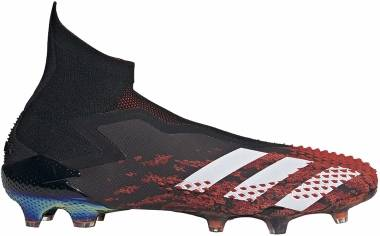 Adidas Predator Mutator 20+ firm ground  - Cblack Ftwwht Actred