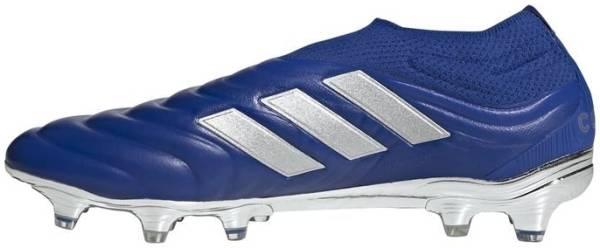 Adidas Copa 20+ Firm Ground - Blau (EH0877)