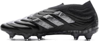 Adidas Copa 20+ Firm Ground - Core Black / Core Black / Night Metallic (G28740)