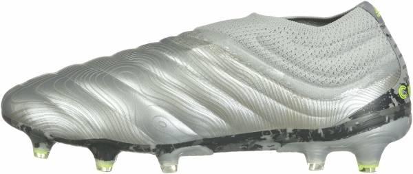 Adidas Copa 20+ Firm Ground - Silber