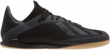 Adidas X 19.3 Indoor - Black Grey Silver (F35369)