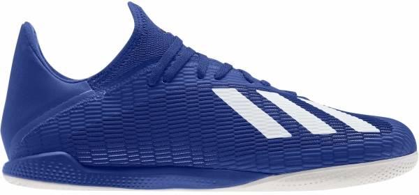 Adidas X 19.3 Indoor - blau (EG7154)
