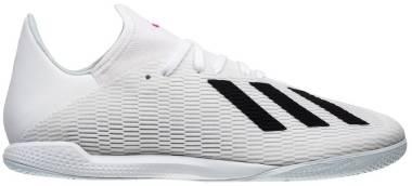 Adidas X 19.3 Indoor - Weiß;Pink (EG7153)