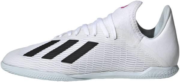 Adidas X 19.3 Indoor - White/Black/Shock Pink (EG7171)