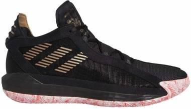 Adidas Dame 6 - Black/Signal Pink/White (FV8624)