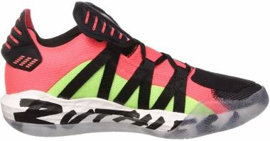 Adidas Dame 6 - Core Black Core Black Shock Red
