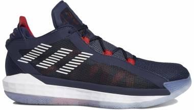 Adidas Dame 6 - Blue (FY0871)