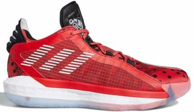 Adidas Dame 6 - Glory Red/Dash Grey/Solar Red (EF9878)