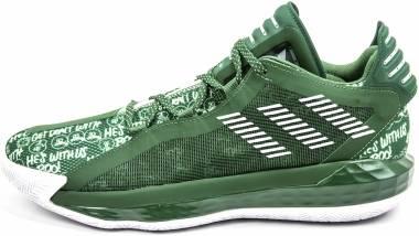 Adidas Dame 6 - Green (FV7067)