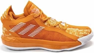 Adidas Dame 6 - Orange (FV7065)