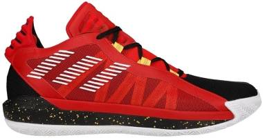 Adidas Dame 6 - Red,White (EH2065)