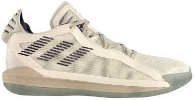 Adidas Dame 6 - White (FU9448)