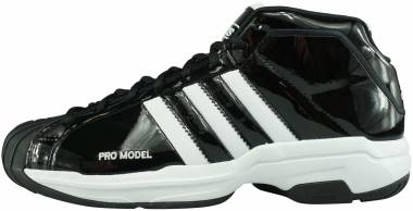 Adidas Pro Model 2G - Black Core Black Ftwr White Core Black (EF9821)