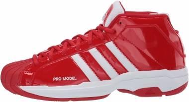 Adidas Pro Model 2G - Scarlet/Ftwr White/Scarlet (EF9819)