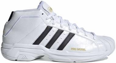Adidas Pro Model 2G - Black/White/Black