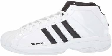 Adidas Pro Model 2G - White Ftwr White Core Black Ftwr White (EF9824)