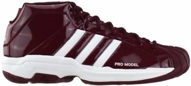 Adidas Pro Model 2G - Burgundy (FV7063)