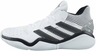 Adidas Harden Stepback - Ftwr White/Core Black/Dove Grey (EH1942)