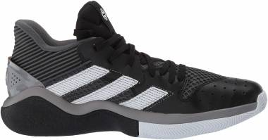 Adidas Harden Stepback - Core Black Grey Six Ftwr White