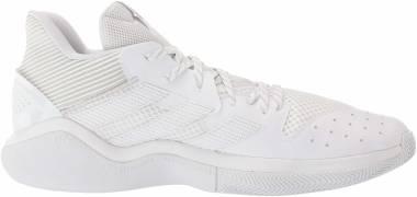 Adidas Harden Stepback - White (FW8488)