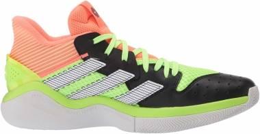 Adidas Harden Stepback - Core Black Signal Coral Dash Grey (EF9890)