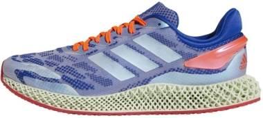 Adidas 4D Run 1.0 - Blå (FW1231)