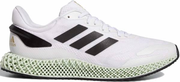 Adidas 4D Run 1.0 - Ftwwht Cblack Goldmt (EG6264)