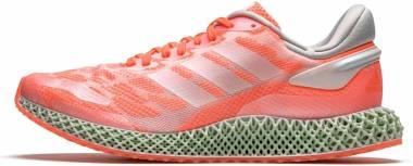 Adidas 4D Run 1.0 - Orange (FW6838)