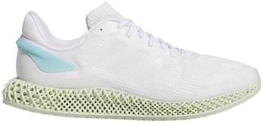 Adidas 4D Run 1.0 - White (FV5323)