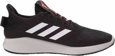 Adidas Sensebounce+ Street - Core Black/Ftwr White/Signal Coral (EE4010)