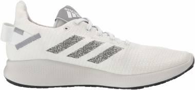 Adidas Sensebounce+ Street - White/Black/Grey (G27273)