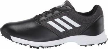 Adidas Tech Response - Black Silver Metallic Grey Five