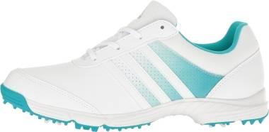 Adidas Tech Response - White/Energy Blue (Q44709)