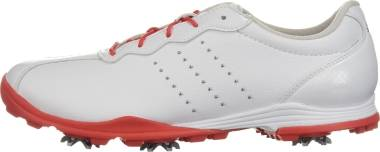 Adidas Adipure DC - Ftwr White Real Coral Silver Met