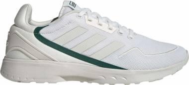 Adidas Nebzed - Cloud White / Orbit Grey / Core Green (EG3692)