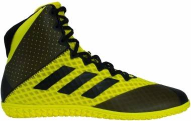 Adidas Mat Wizard 4 - Yellow/Black (AC8708)