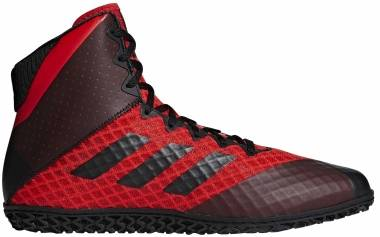 Adidas Mat Wizard 4 - Red/Black/Red (BC0532)