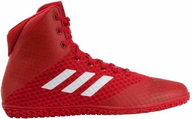 Adidas Mat Wizard 4 - Red