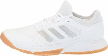 Adidas Court Team Bounce - White (EH2602)