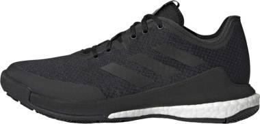 Adidas CrazyFlight - Core Black/Night Met./Core Black