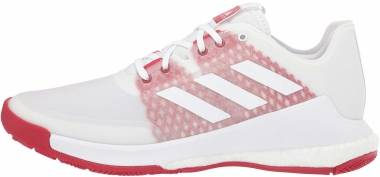 Adidas CrazyFlight - Ftwr White Ftwr White Power Red (EF2679)