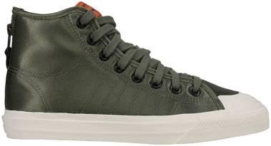 Adidas Nizza Hi RF - Green (FW0264)