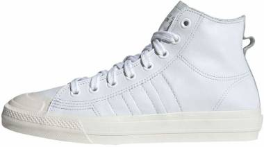 Adidas Nizza Hi RF - Cloud White Cloud White Off White